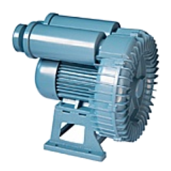 Вихревой компрессор (воздуходувка) Hailea Vortex Blower VB-2200GP