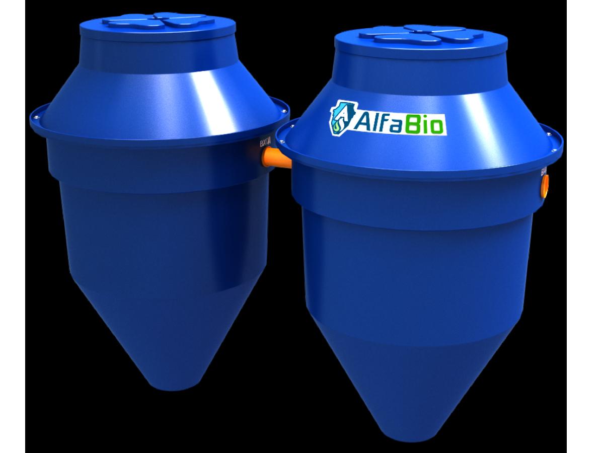 Автономная канализация (септик) Alfa Bio 1.6